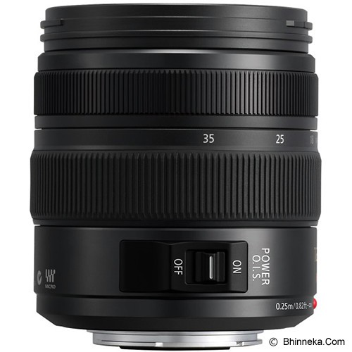 PANASONIC Lumic G X Vario 12-35mm f/2.8 ASPH POWER O.I.S [H-HS12035E] - Camera Mirrorless Lens